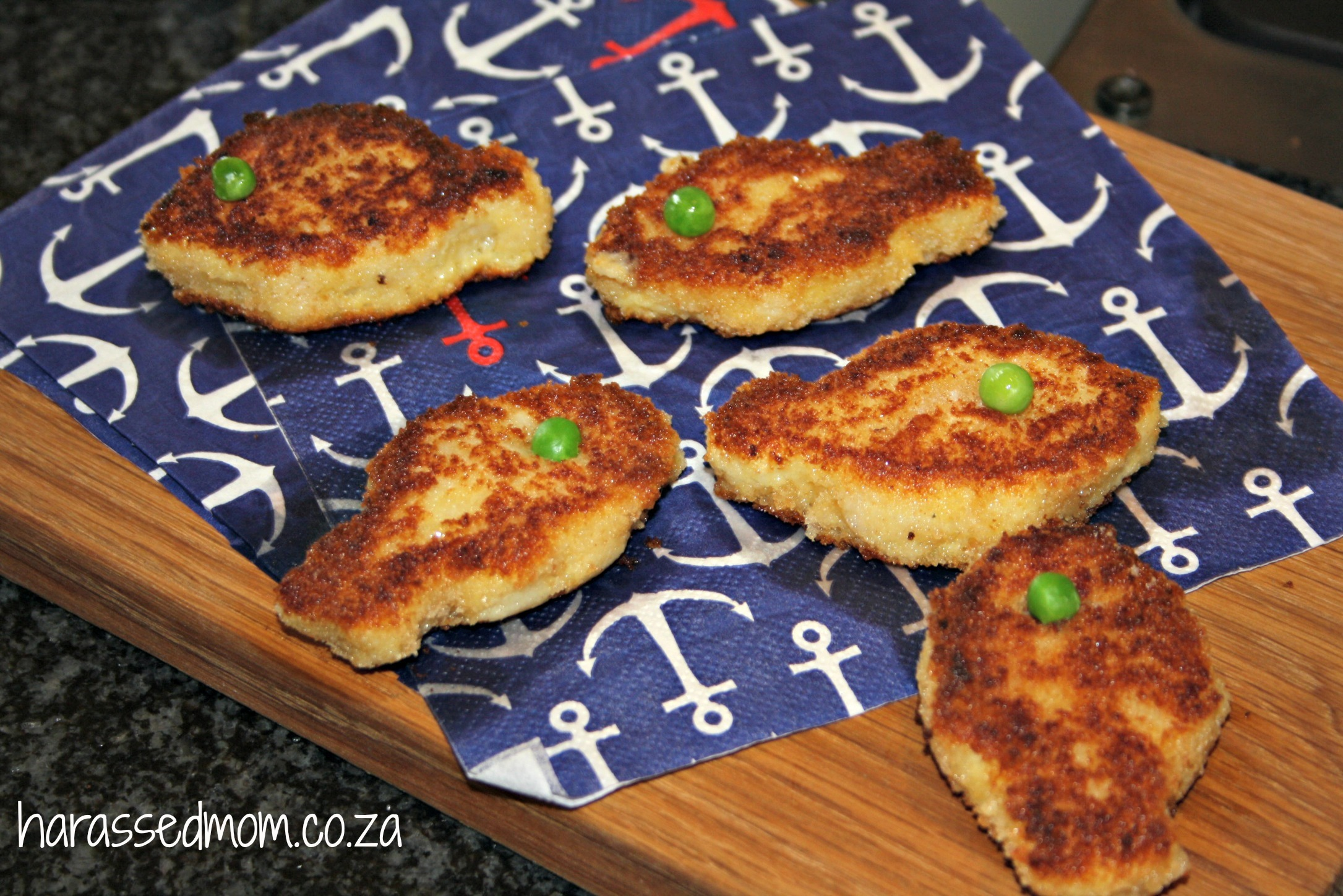 {Tastes on Tuesday} Fishy Cakes