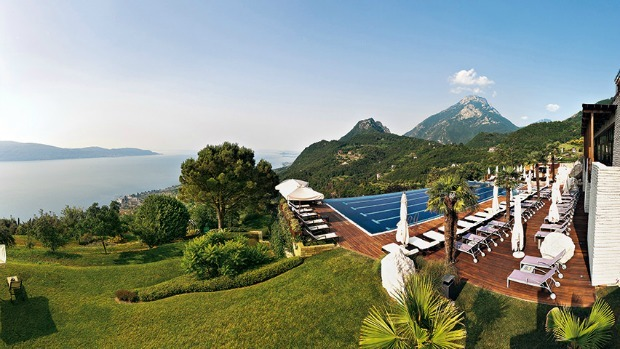 Italian lakes escape. Retreat to Italy's Lefay Spa on Lake Garda for a fusion wellness journey