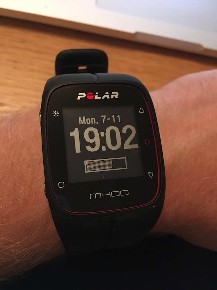 Polar M400 Heart Rate Monitor Review