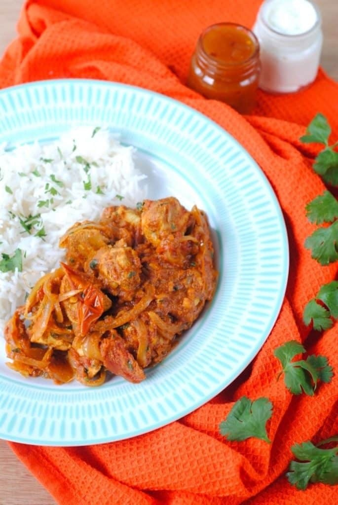 Healthy Chicken Tikka Masala
