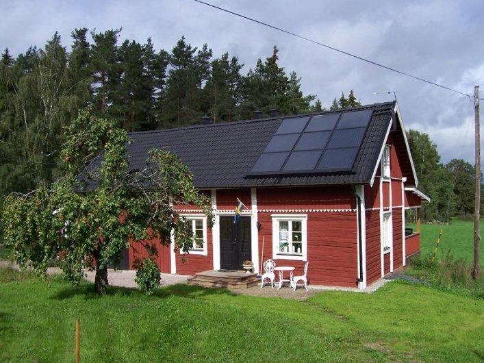 Stuga i Småland