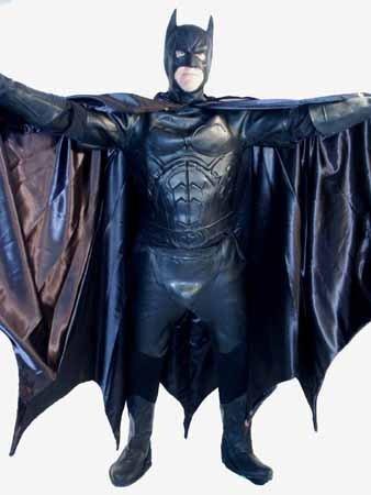 Hyr Dräkt för Maskerad - Maskeraddräkten Batman