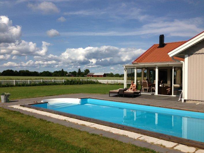 Villa 160 kvm uthyres i Linköping