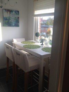 Lägenhet i Varberg nära hav o spa