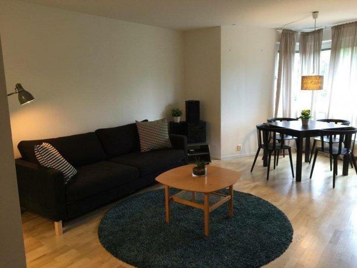 Trevlig Central Lägenhet i Göteborg uthyres per natt.