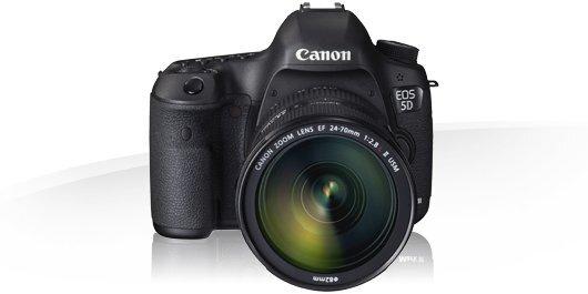 Canon 5D Mark III med utrustningspaket