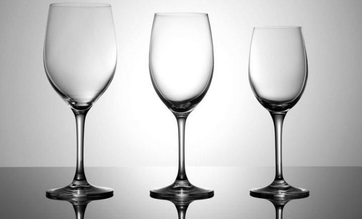 Hyr Servis - Tallrikar, Glas , Bestick
