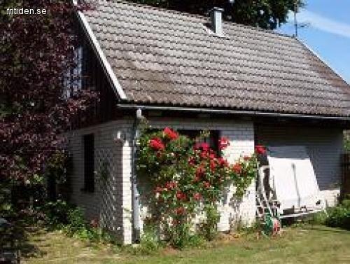 Ett litet fint hus på Österlen