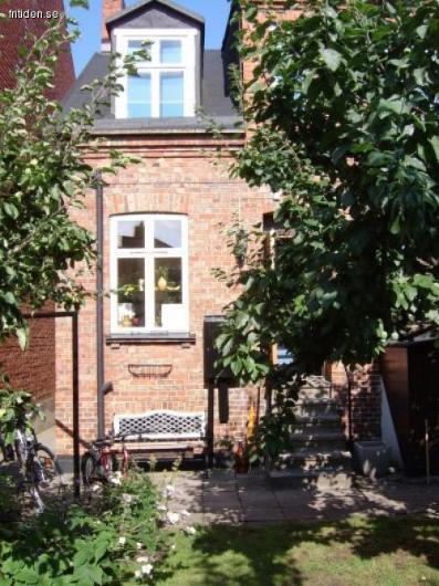 Gathus i centrala Malmö