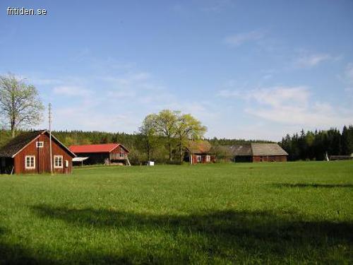 Lägenhet på vår gård