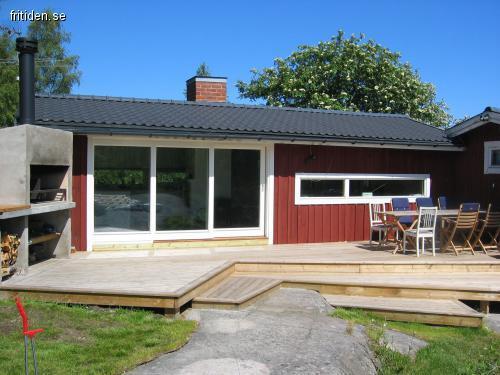 Hus på Rödlöga, ytterskärgård