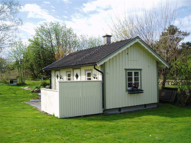 Gårdshus utanför Varberg