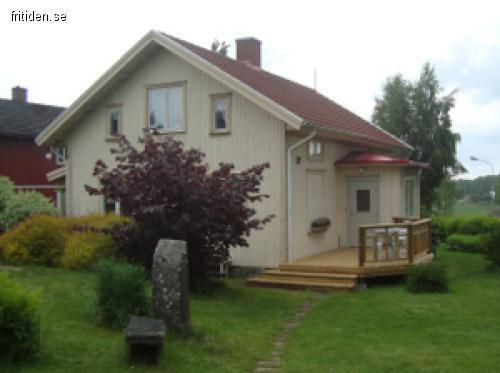 Litet hus i Vedum