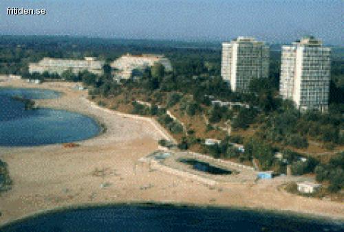 Lägenhet vid Svarta Havet