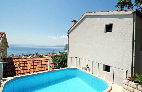 Uthyrning av semesterhus, Makarska, Makarska, 6 bäddar, 80 m2