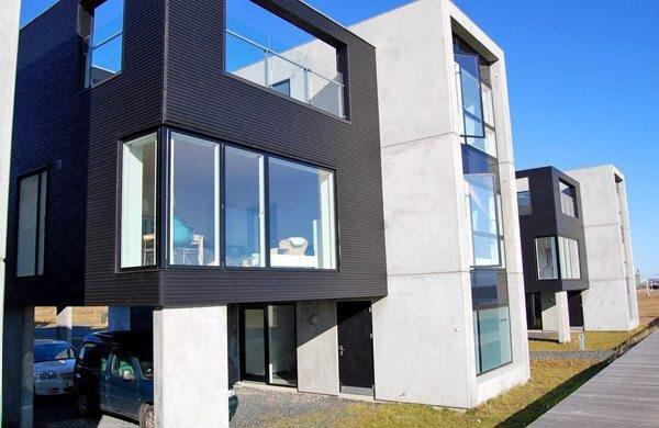 Hyra Semesterhus - 1. och 2. våning, Havneby, 9 bäddar, 147 m2