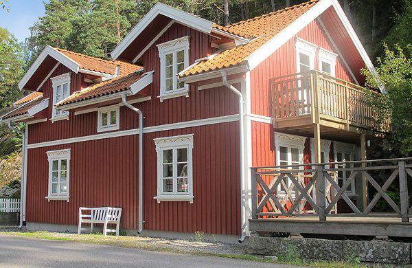 Uthyrning av semesterhus, Strömstad, Svinesund, 8 bäddar, 108 m2