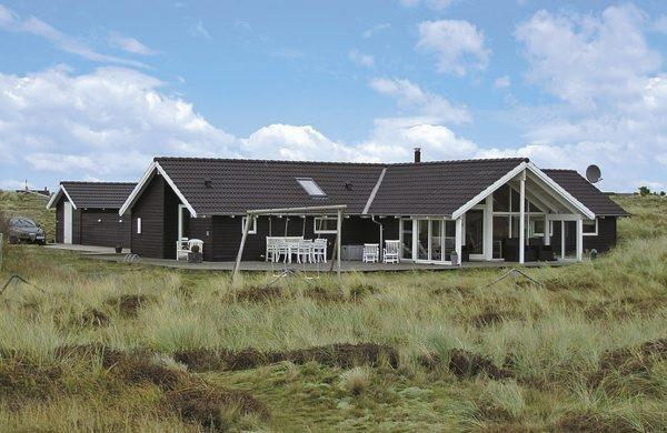 Semesterhus att hyra, Fanø, Sønderho Strand, 10 bäddar, 156 m2