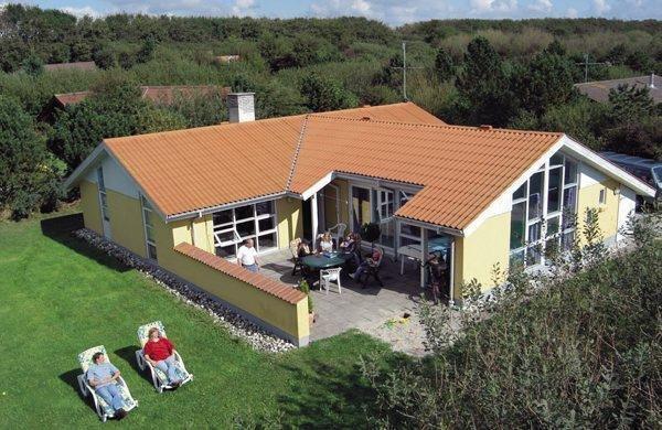 Hyra semesterhus, Vestervig, Kærgården/krik Vig, 8 bäddar, 160 m2