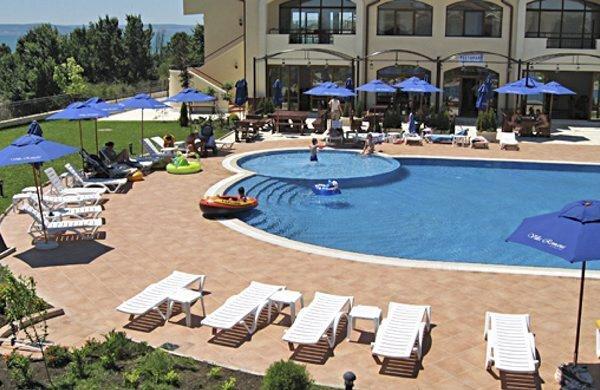 Holiday Club Villa Romana semesterlägenhet att hyra, Kavarna, Kavarna, 6 bäddar, 115 m2