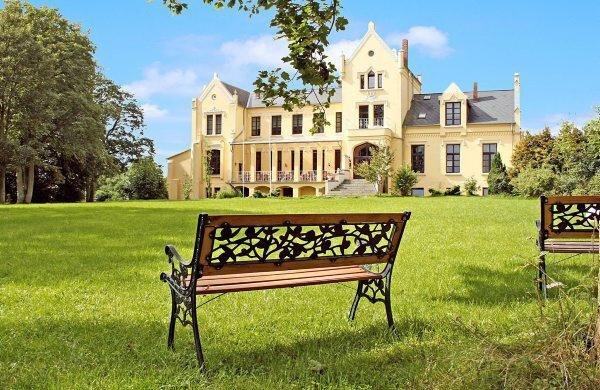 Semesterhus att hyra, Schwasdorf, Schloss Poggelow, 20 bäddar, 950 m2