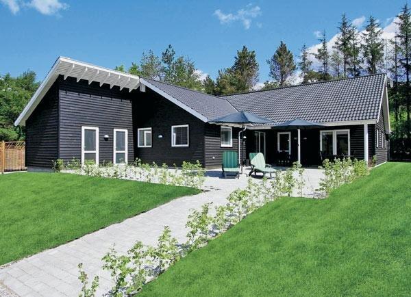 Hyra semesterhus, Ebeltoft, Vibæk Strand, 12 bäddar, 250 m2