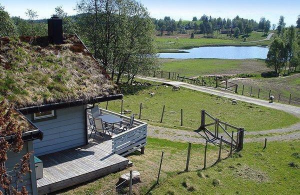 Semesterhus uthyres, Øystese/sjuseter, 4 bäddar, 70 m2