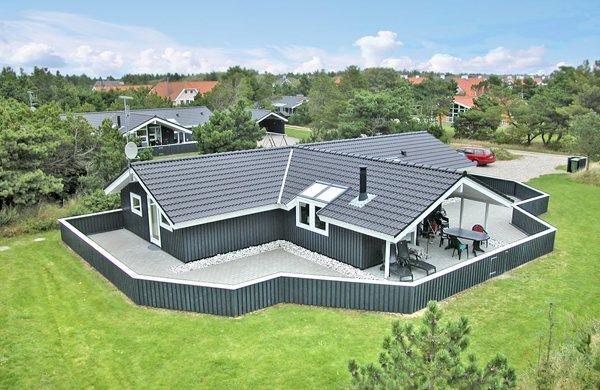 Uthyrning av Semesterhus, Blåvand, 8 bäddar, 146 m2