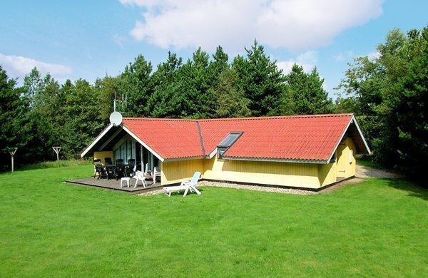 Semesterhus att hyra, Jegum Ferieland, 6 bäddar, 70 m2