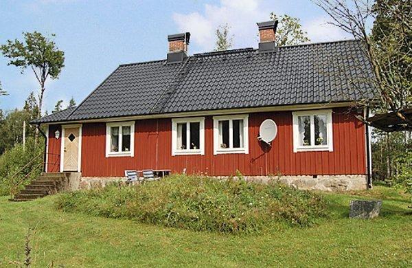 Hyra Fd bondgård, Strömsnäsbruk, 6 bäddar, 80 m2
