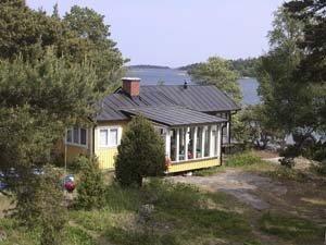 Skärgårdsidyll i Roslagen