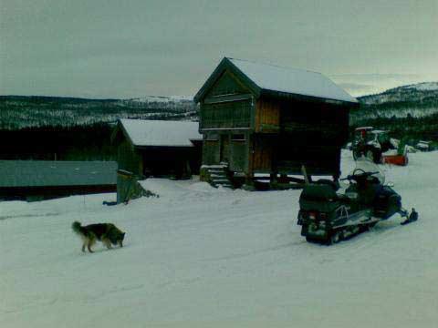 Stuga for isfiskare, Ål i Hallingdal, Norge - Uthyres