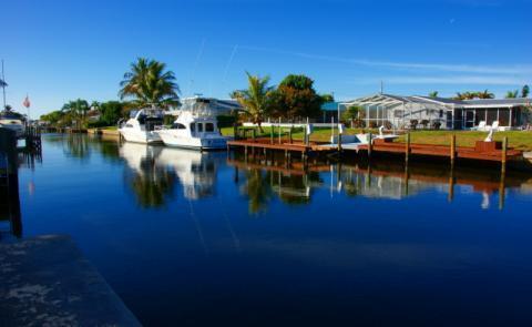 Floridavilla vid Mexikanska Golfen för 570 kr/natt - bo i villa till hotellpris, Cape Coral - SWIM-SURF-SUN-FUN, USA - Uthyres