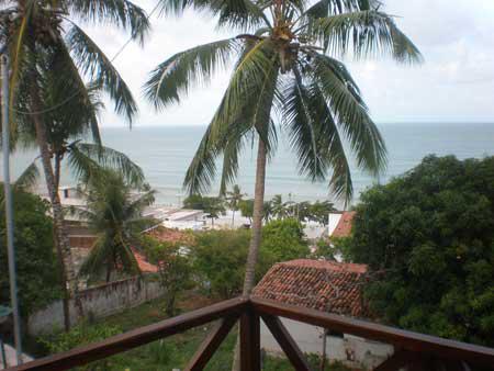 Novo Sezimbra visto panoramico no mar, Ponta Negra Natal, Brasilien - Uthyres