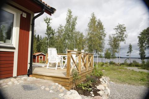 Sommarstuga/villa vid Sjön Alkvettern Karlskoga, Karlskoga, Värmland - Uthyres