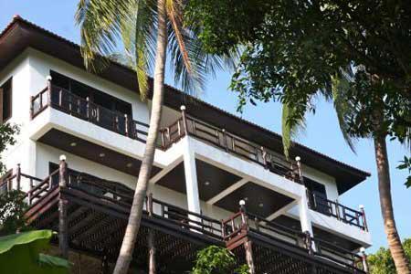 Lägenhet m. pool uthyres på paradisön Koh Tao, Koh Tao, Thailand - Uthyres