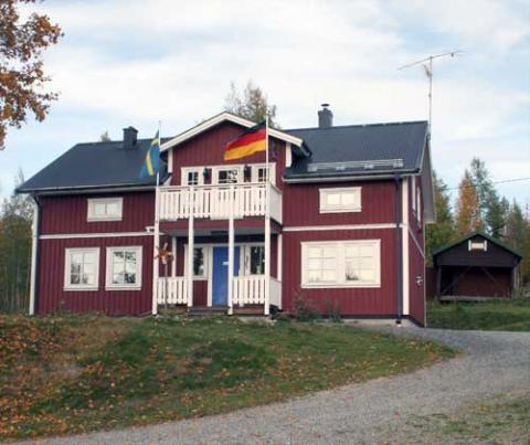 Getbergets kursgård, Ramvik, Västernorrland - Uthyres