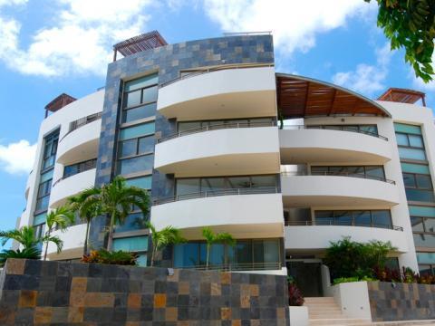 Mysig lägenhet på gångavstånd till den vackra vita stranden i Playa Del Carmen, Playa Del Carmen, Mexico - Uthyres