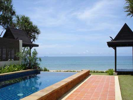 Absolute Beach Front Villa, Koh Lanta, Thailand - Uthyres
