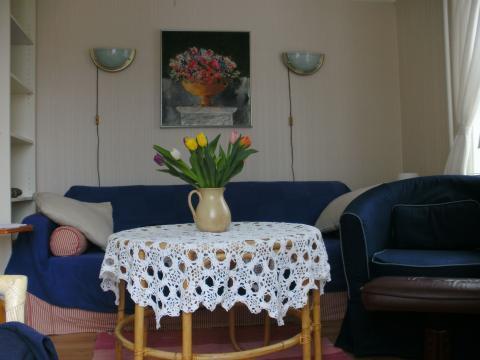Charmigt hus med lantlig känsla, Ljusterö, Stockholm - Uthyres