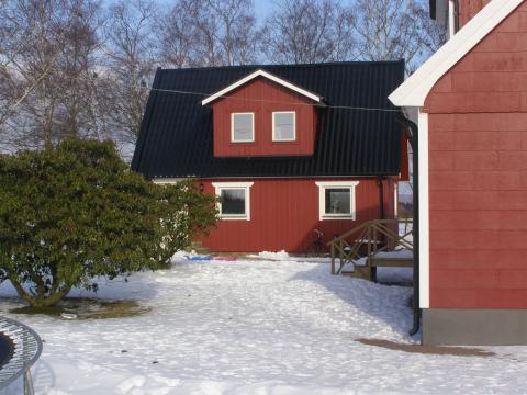 Stuga på Lantgård, Kågeröd, Skåne - Uthyres