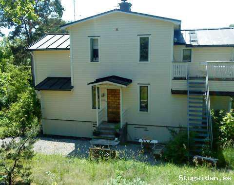 Grosshandlarvilla i Stockholms skärgård, Vaxholm, Vaxholm, Stockholm - Uthyres