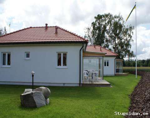 Bungalows på gård i Norra Strö i lugn miljö, Kristianstad , Norra Strö, Skåne - Uthyres