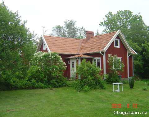 Blomstermåla- Mysig stuga i Småländska skogen., Gullabo, Kalmar - Uthyres
