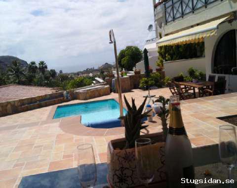 Tauro- fantastisk lägenhet,egen pool och havsutsikt!, Tauro, Spanien - Uthyres