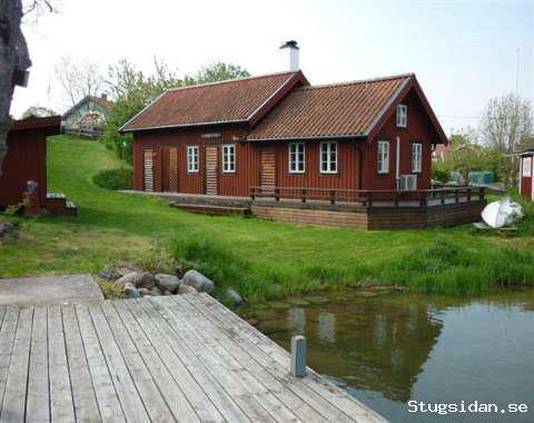 Sjöstuga Tjockö, Tjockö, Stockholm - Uthyres