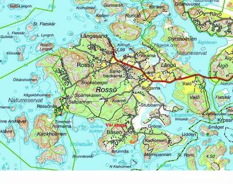 Hus på vackra Rossö, Strömstad!, Rossö, Strömstad, Bohuslän, Västra Götaland - Uthyres