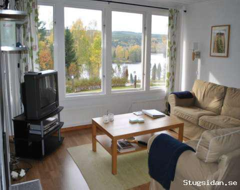 Praktfull hus utsikt över sjön, Sunnemo, Värmland - Uthyres