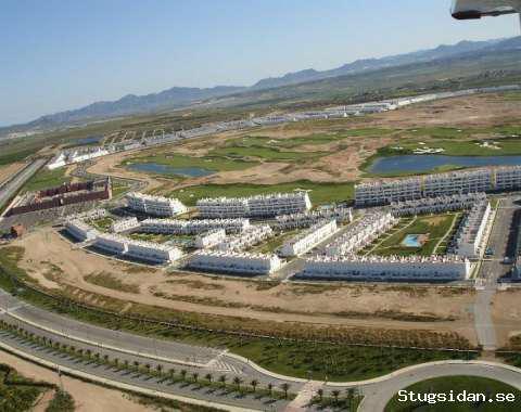 Nybyggd lägenhet med 3 sovrum och stora terrasser på resorten Condado de Alhama, Alhama de Murcia / Mazarrón, Spanien - Uthyres