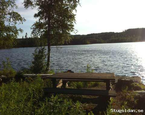 Feriehus ved innsjø, AUSTMARKA, Norge - Uthyres